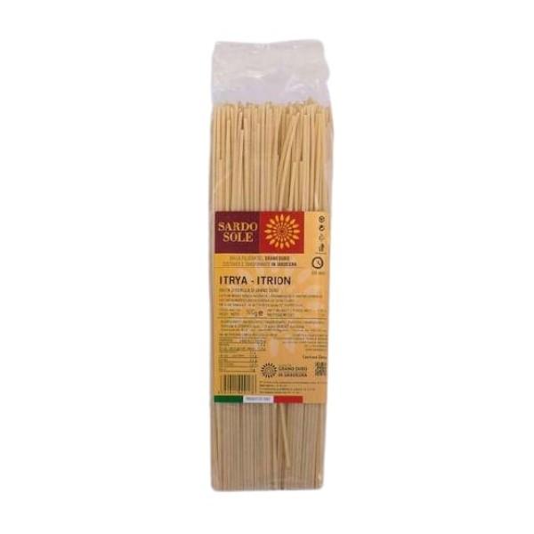 spaghetti di grano duro sardo in vendita online su Isolas: negozio di vendita di pasta sarda e pasta italiana