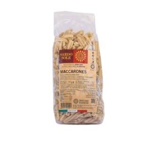 maccarones chiamati anche strozzapreti di grano sardo in vendita online su Isolas.it