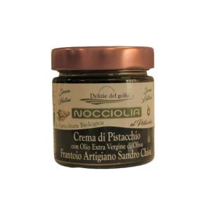 crema al pistacchio dolce spalmabile