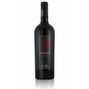 bottiglia di vino rosso balente Isolas shop: vendita prodotti alimentari tipici Sardi
