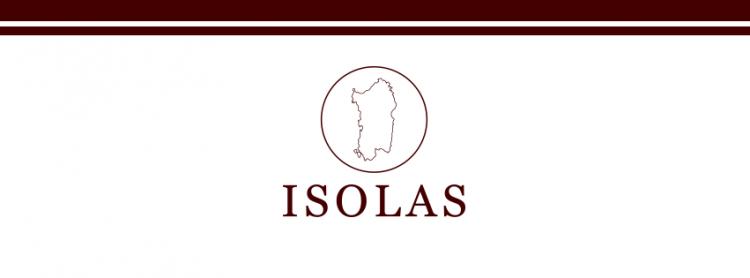 logo di Isolas: shop online di prodotti tipici sardi
