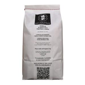 semola di grano duro su Isolas Shop: negozio online di vendita di prodotti tipici sardi