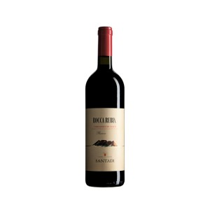 rocca rubia sardinian wine carignano del sulcis for sale on Isolas.it