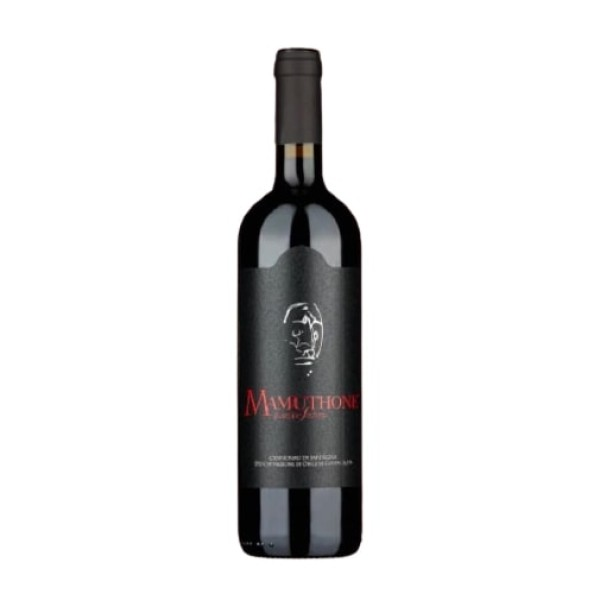 Mamuthone vino della cantina Sedilesu di Mamoiada in vendita online su Isolas.it